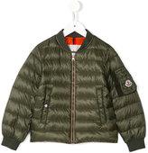 Moncler Aidan padded bomber jacket