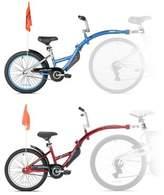 Kent WeeRide Pro-Pilot 20-Inch Child Bike Trailer in Red