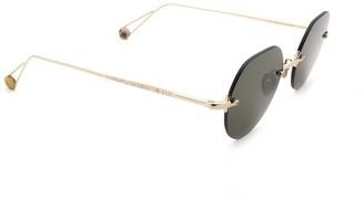 AHLEM Place Rodin Grey Gold Sunglasses