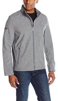 Tommy Hilfiger Men's Zip Front Classic Soft Shell