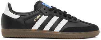 adidas Black Samba OG Sneakers