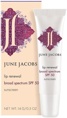 June Jacobs Lip Renewal SPF 50