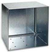 Galvanized QBO Steel Cube