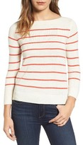Cupcakes And Cashmere Women's Reynolds Stripe Pullover