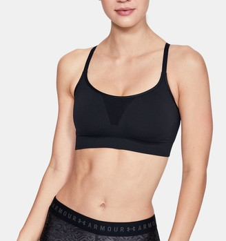 Under Armour Women's UA Vanish Seamless Essentials Sports Bra