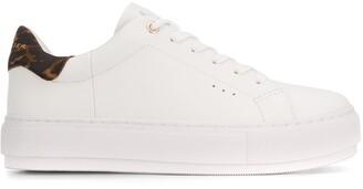 Kurt Geiger Laney low top platform sneakers