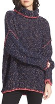 Free People Women's Echo Turtleneck Pullover