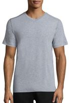 MPG Tower V-Neck Heathered T-Shirt
