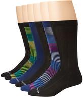 Steve Madden 6-Pack Fashion Crew Socks