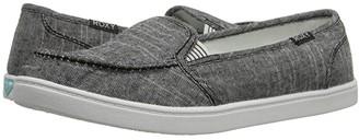 Roxy Minnow V (Black Dark Used) Women's Shoes