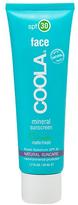 Coola Mineral Sunscreen Face SPF30 Cucumber Matte Finish