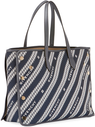 Givenchy Cabas Stud Medium Shopping Tote Bag