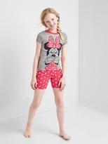 GapKids | Disney Minnie Mouse short PJ set