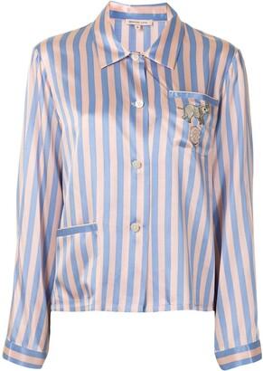 Morgan Lane Ruthie pyjama shirt
