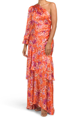 Silk Israella Dress