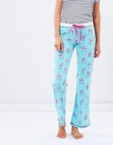 PJ Salvage Playful Flamingo Pants