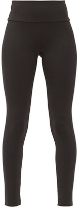 Ernest Leoty Perform Jersey Leggings - Black