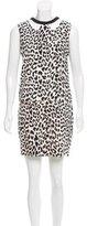 Thakoon Silk Leopard Print Dress w/ Tags