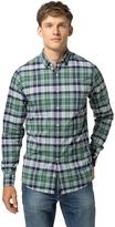 Tommy Hilfiger Slim Fit Plaid Shirt