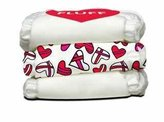Charlie Banana 3 Pack - Fluffy Love - One Size - New 2013 Print ! by