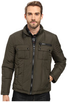 Kenneth Cole New York Polyfill Urban Jacket