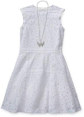 Knitworks Knit Works Dresses Girls Sleeveless Skater Dress