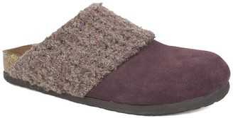 White Mountain Footwear Beckham Suede Clog