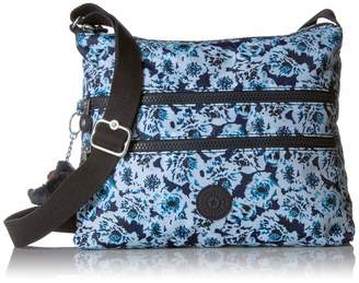 Kipling Alvar Bag Adjustable Crossbody Strap Zip Closure