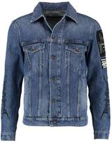 Tiger Of Sweden Jeans Primal Denim Jacket Medium Blue