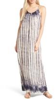 One Clothing Women's Print Maxi Dress
