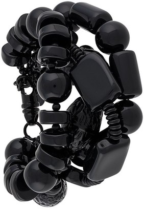 DSQUARED2 Layered Beaded Bracelet