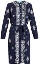 Melissa Odabash Fleur embroidered dress