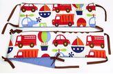 Bacati Transportation Crib Bumper