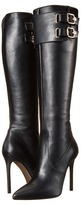 Versace Knee High 100mm Stiletto Boot