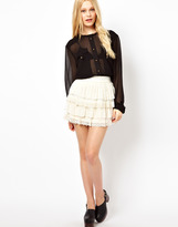 River Island Tiered Skirt