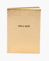 Chico's Well Said Notebook