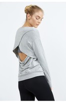 Beyond Yoga Cozy Fleece Breeze Pullover