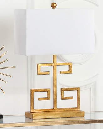 Safavieh Greek Key Table Lamps, Set of 2