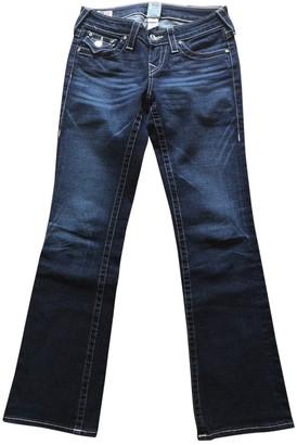 True Religion Navy Denim - Jeans Jeans for Women