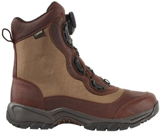 L.L. Bean Men's Technical Kangaroo Upland Boots with Boa Closure