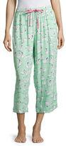Hue Swan Lake Printed Wide Leg Pyjama Pants