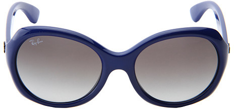 Ray-Ban RB4191 Round Glam 57mm