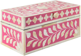 Wicklewood Star Inlay Box