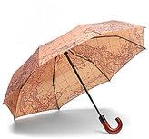 Patricia Nash Signature Map-Print Magliano Umbrella