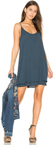 Krisa Double Layer Mini Dress