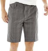 Lee Comfort Flex Flat-Front Shorts