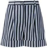 P.A.R.O.S.H. casual striped shorts