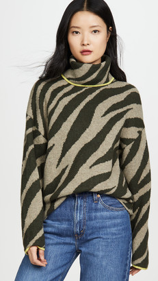 Rag & Bone Kiki Funnel Neck Sweater