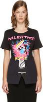 Stella McCartney Black Laurel T-Shirt
