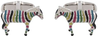 Paul Smith Zebra Cufflinks